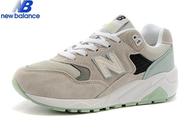 Men's New Balance Mrt580 Sakura Gray Shoe  - Men's New Balance Mrt580 Sakura Gray Shoe-01-6