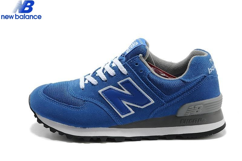 New Balance Us574m1 Lovers Bleu Men's Shoe  - New Balance Us574m1 Lovers Bleu Men's Shoe-01-4