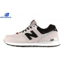 Women's New Balance Wl574hgr Year Of The Horse Gray Black Shoe-20