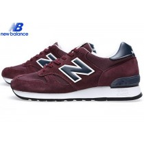 New Balance m670sbn Wine Red Black Men's Shoe-20