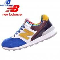 New Balance Wr996ufc Yellow Bleu White Black Shoe Women's-20