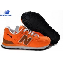 New Balance Ml574bpc Backpack Retro Orange Brun For Women's Shoe-20