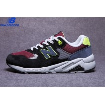 New Balance Mrt580hg Black Gray Red Women's Shoe-20