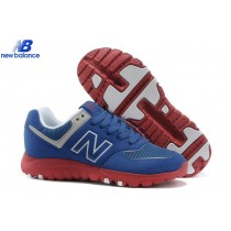 Men's New Balance Ms77br Retro Sonic Royal Bleu Red Shoe-20