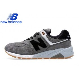 New Balance 572 Elite Gray Black White Skateboard Men's Shoe