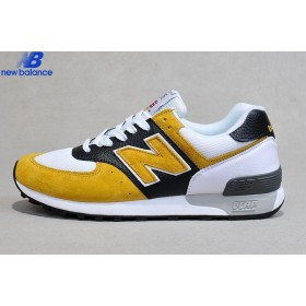 New Balance m576ywg Messi Yellow Black White Lovers Men's