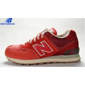 New Balance Ml574rma Gradient Pack Red Men's Shoe