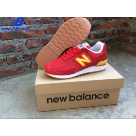 New Balance w670lp Red Leopard Print Yellow Women's Shoe