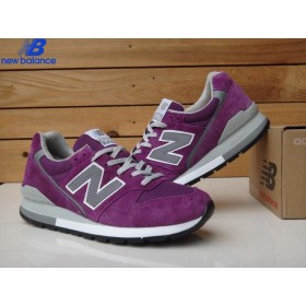 New Balance w996pu Purple Gray Women's