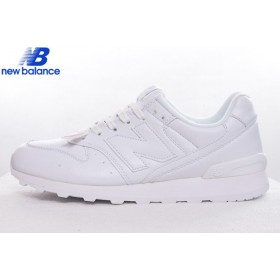 New Balance Wr996sw All White Shoe Women's