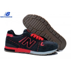 New Balance 996bk Black Red Men's