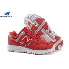 Women's New Balance Ws77vds Retro Fire Red White Shoe