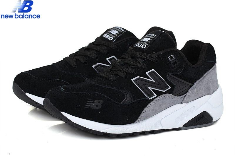 Men's New Balance Mt580mbk Wanted Pack Black White Gray Shoe  - Men's New Balance Mt580mbk Wanted Pack Black White Gray Shoe-01-2