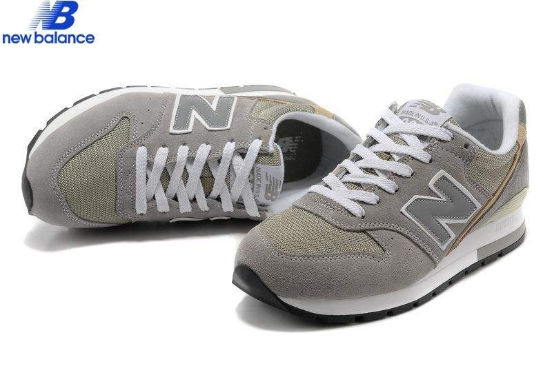 New Balance Cw996gy Light Gray Suede Women's - New Balance Cw996gy Light Gray Suede Women's-01-3