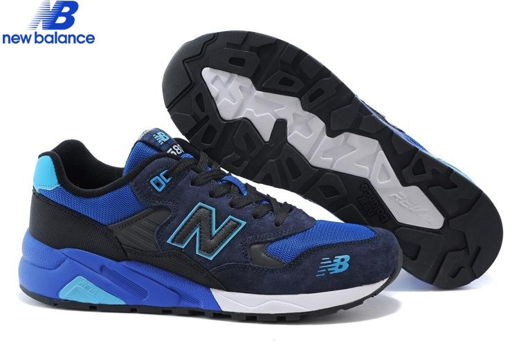 Men's Shoe New Balance Mrt580nh Marine Bleu  - Men's Shoe New Balance Mrt580nh Marine Bleu-01-8