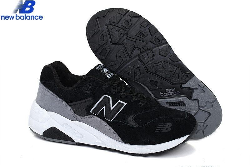 Men's New Balance Mt580mbk Wanted Pack Black White Gray Shoe  - Men's New Balance Mt580mbk Wanted Pack Black White Gray Shoe-31
