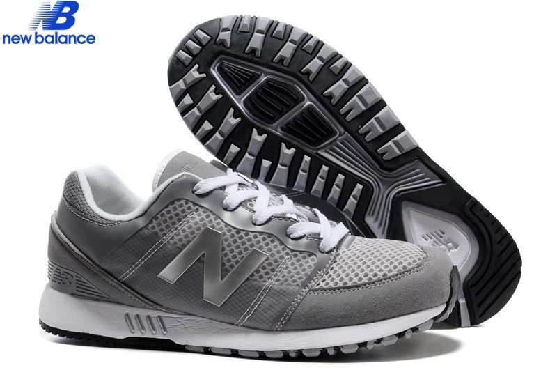 Men's New Balance 751 Gray White Mesh Shoe  - Men's New Balance 751 Gray White Mesh Shoe-31