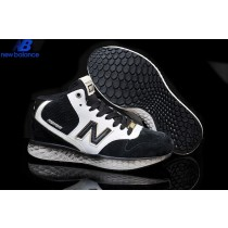 Men's Shoe New Balance Mh988 Freshfoam Black White-20